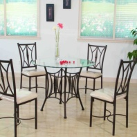 Harrison-dining table set